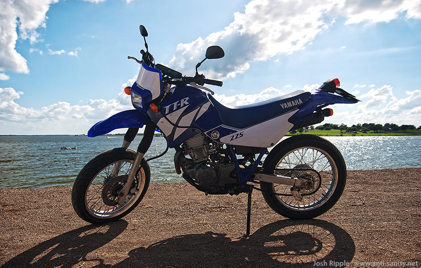 New Yamaha TTR 225